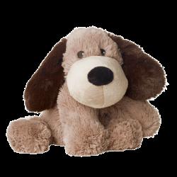 Grelna blazina - igrača Warmies na kmetiji, pes, rjav