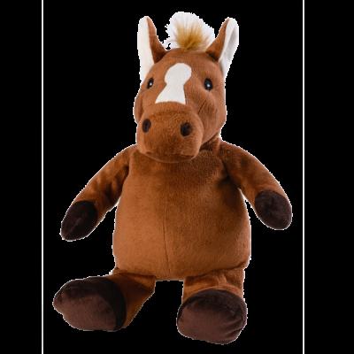 Grelna blazina - igrača Warmies na kmetiji, konjiček