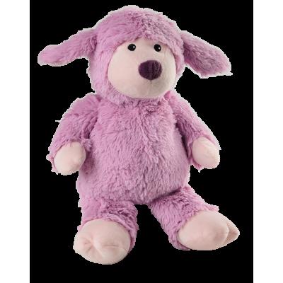 Grelna blazina - igrača Warmies na kmetiji, ovčka, lila