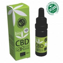 BIO CBD kapljice Darilo narave 500 mg/10 ml