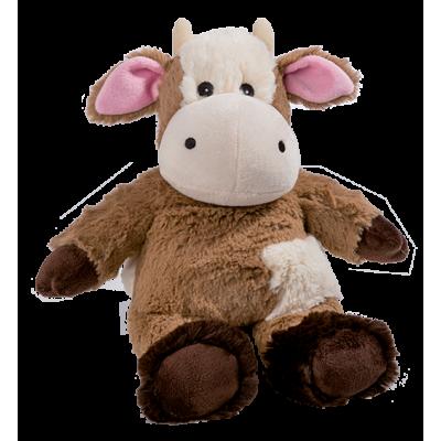 Grelna blazina - igrača Warmies na kmetiji, kravica