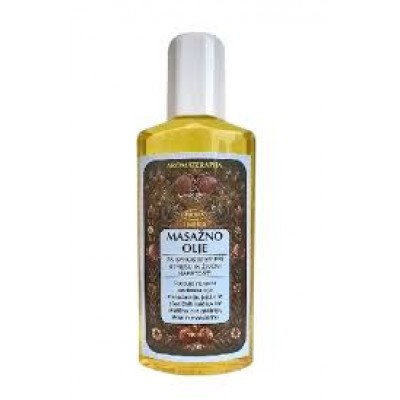 Masažno olje za sprostitev pri stresu in živčni napetosti (100 ml)