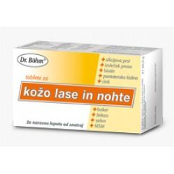 Dr. Böhm tablete za kožo, lase in nohte