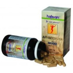Hafesan Aphrodisan afrodiziak za moške, kapsule